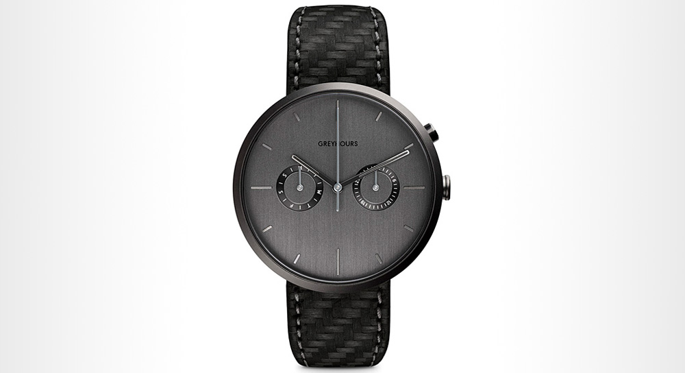 Greyhours - Vision Grey Sand watch