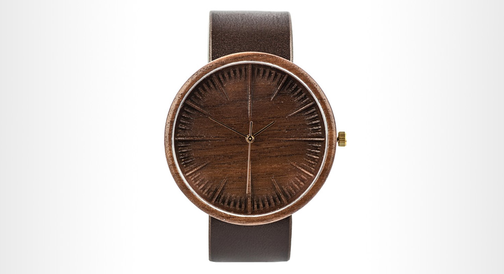fe95af6a5 35 Gorgeous Minimalist Wood Watches | WornSimple.com