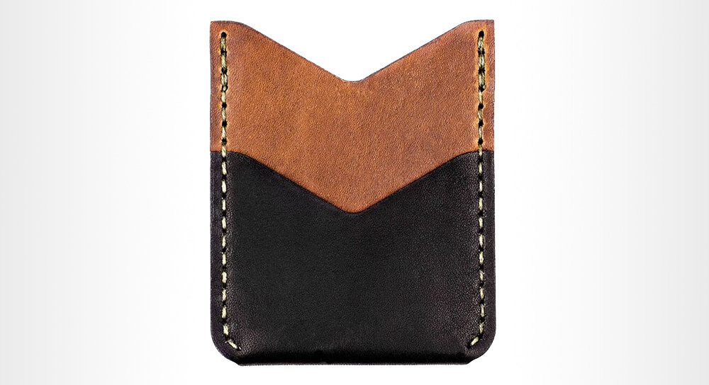 Winter Session Vertical Card Wallet