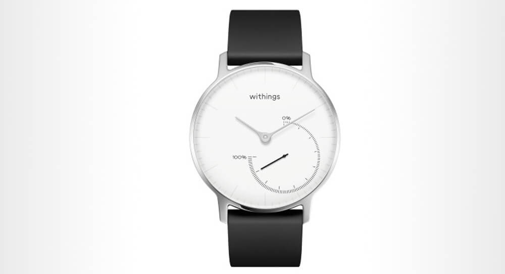 Withings - Steel Watch