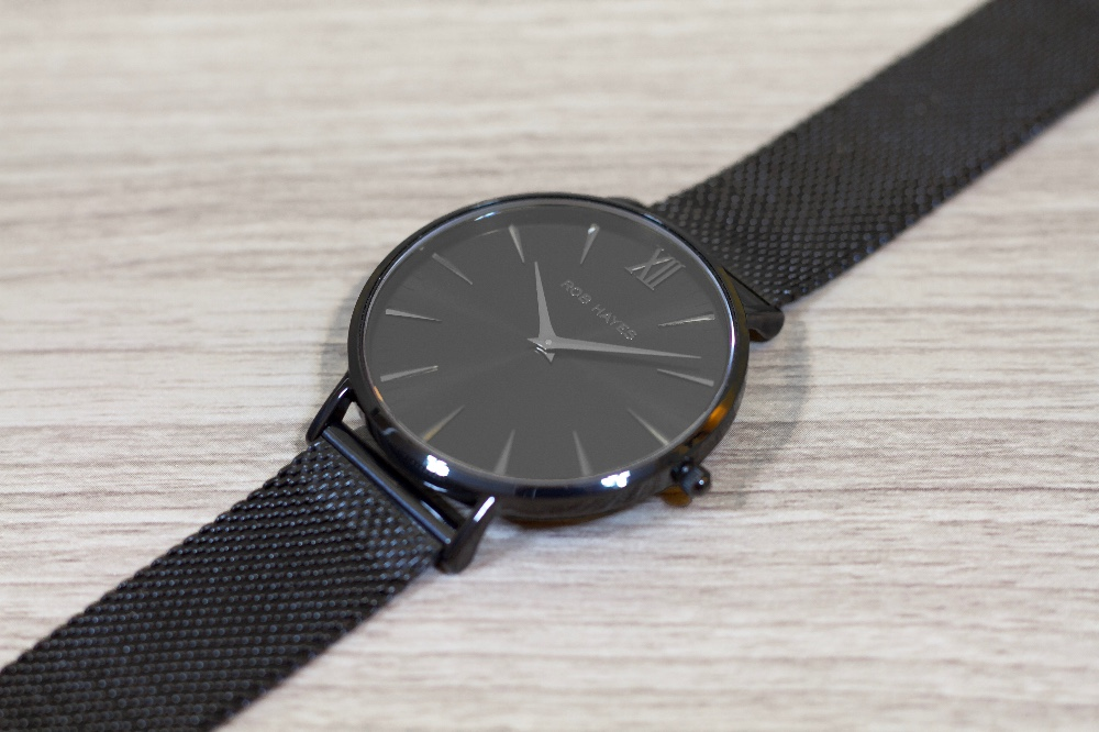 Rob Hayes Minimalist Watch