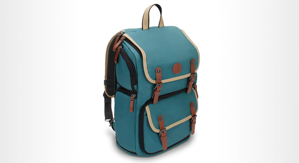 GOgroove Camera Backpack for Women