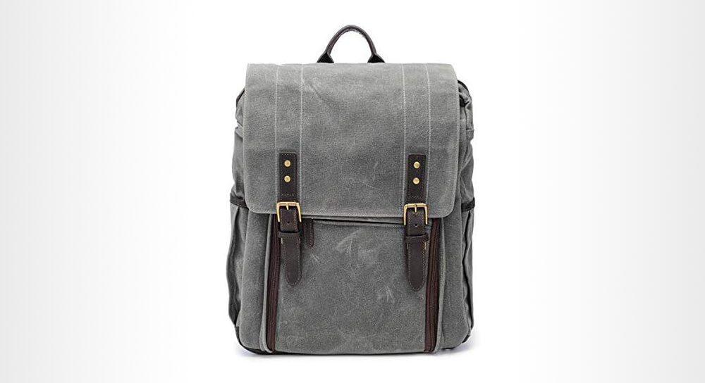 ONA - The Camps Camera Backpack