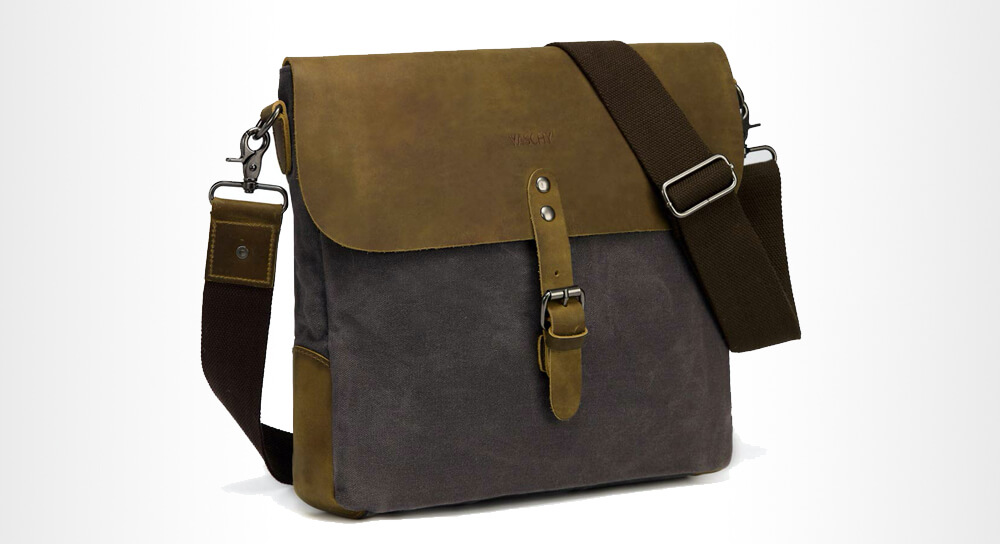 Vaschy Small Messenger Bag