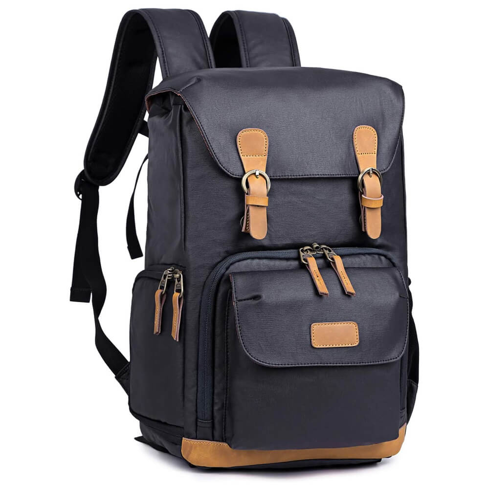 Kattee Camera Backpack Canvas for Women