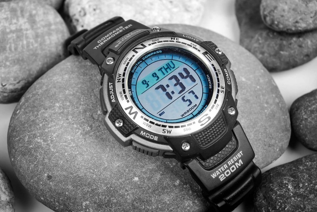 25 Best Digital Watches for Men