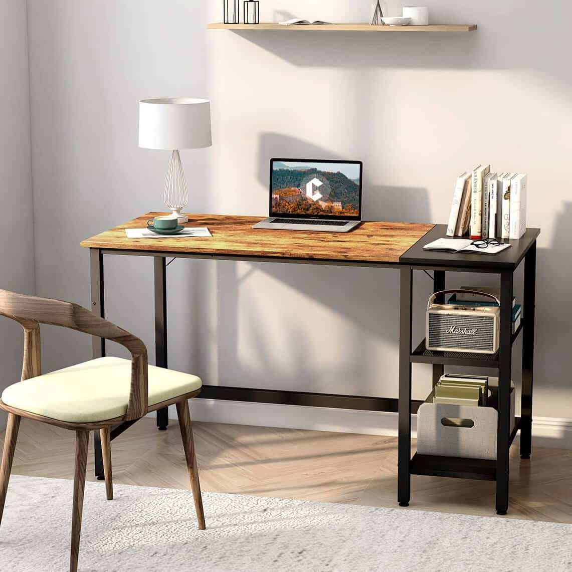 Picture of: The 35 Best Modern Home Office Desks Wornsimple Com