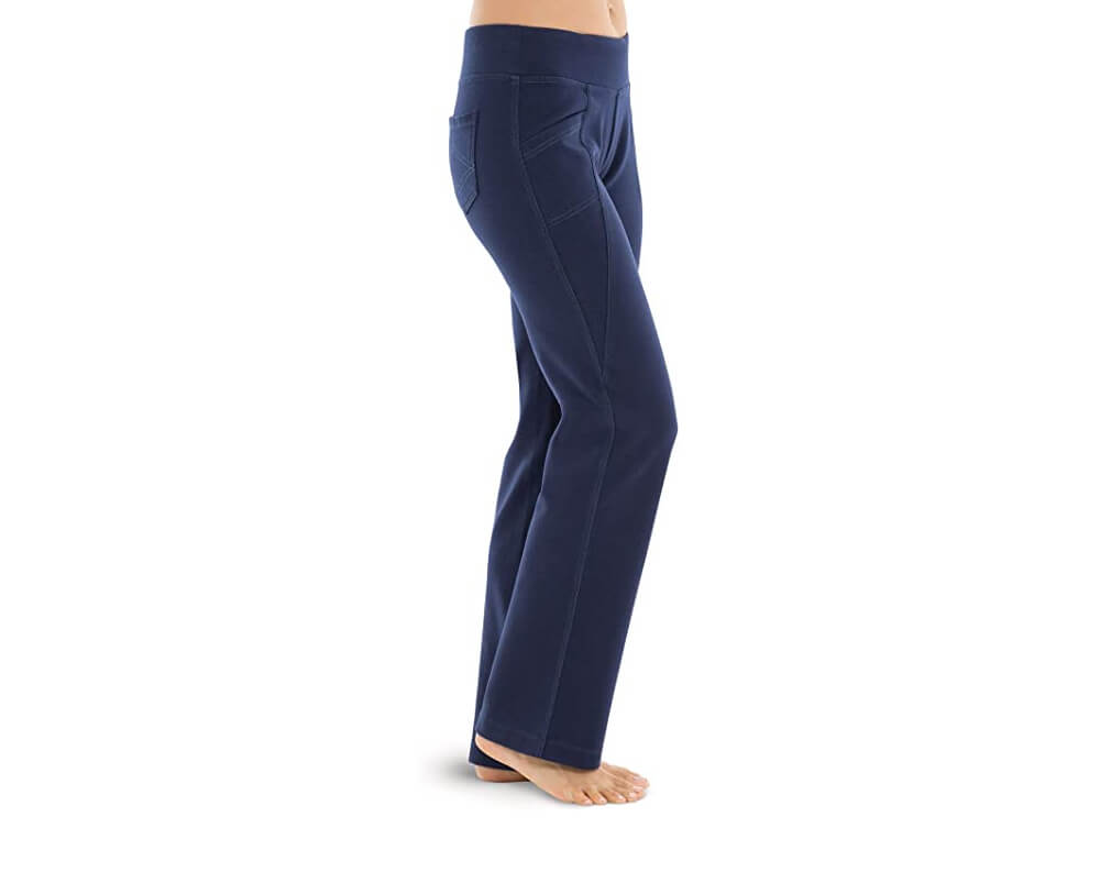 PajamaJeans Womens Stretch Jeans Bootcut - Stretchy Jeans for Women