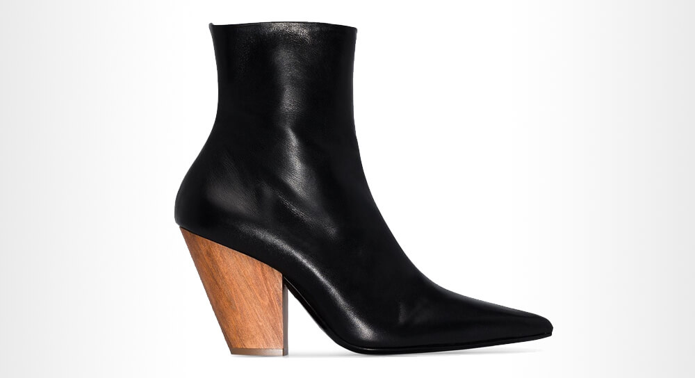 Simon Miller - Pack 100mm Leather Ankle Boots