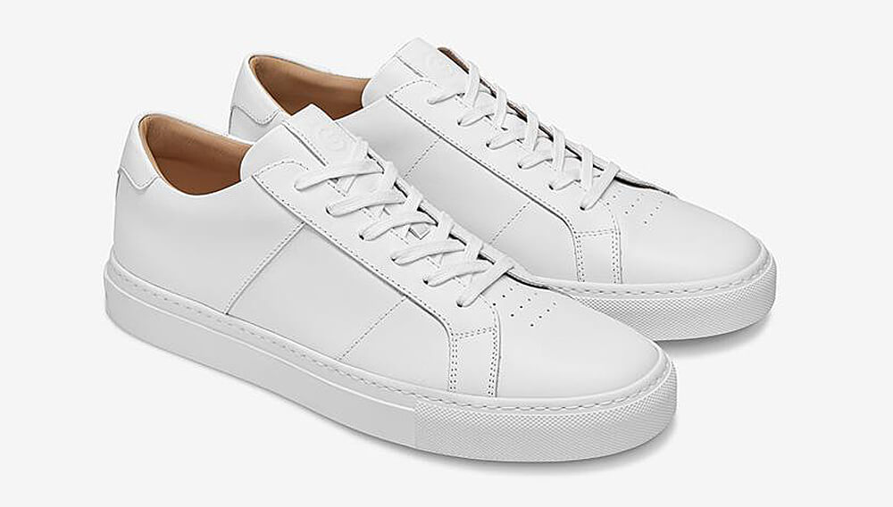 Greats - Royale White Sneakers