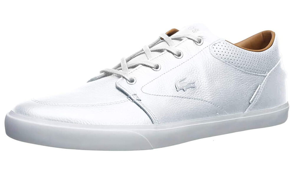 Lacoste Mens Bayliss Vulc PRM Casual Shoe Fashion Sneaker