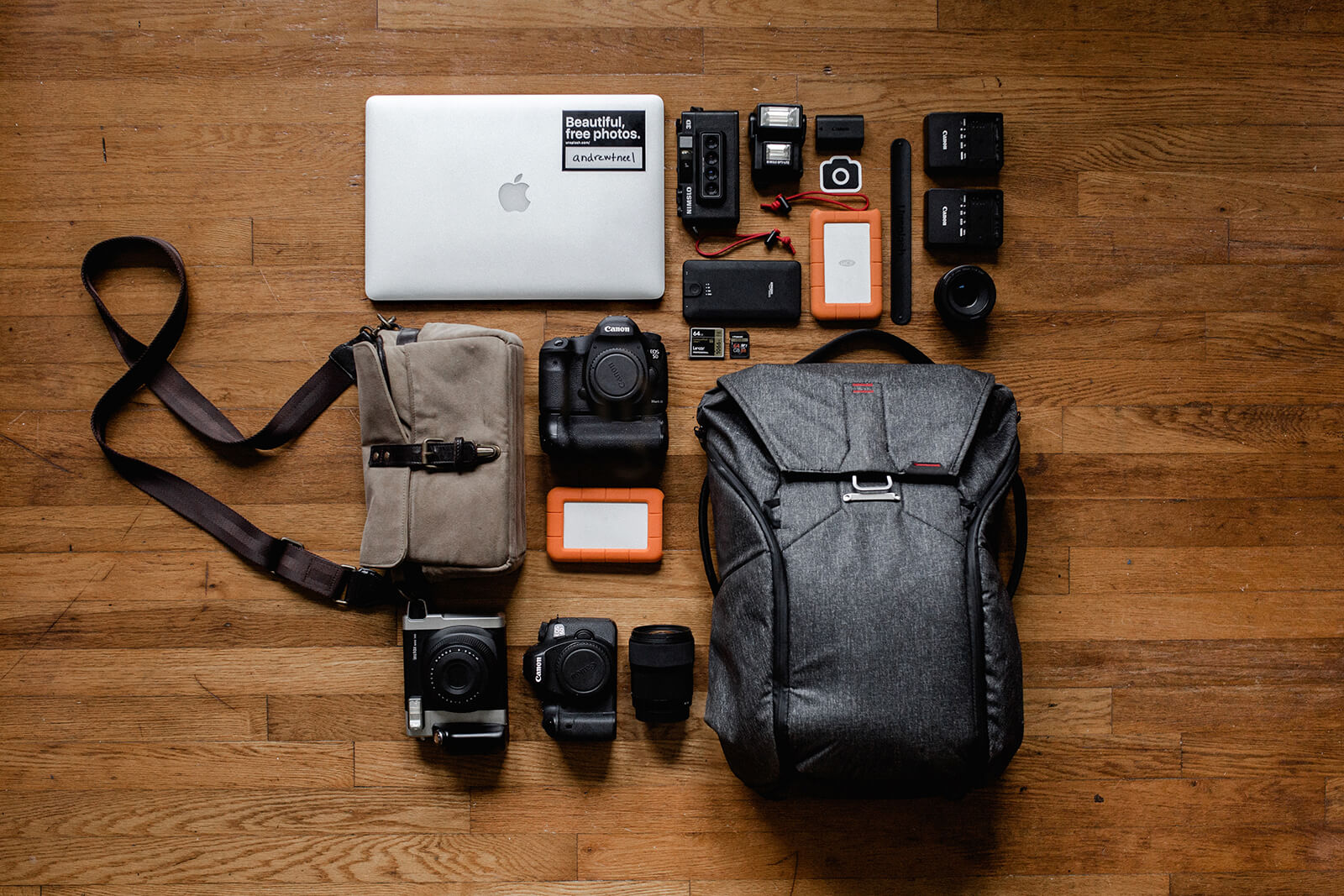 The Best Camera Backpacks You Can Buy