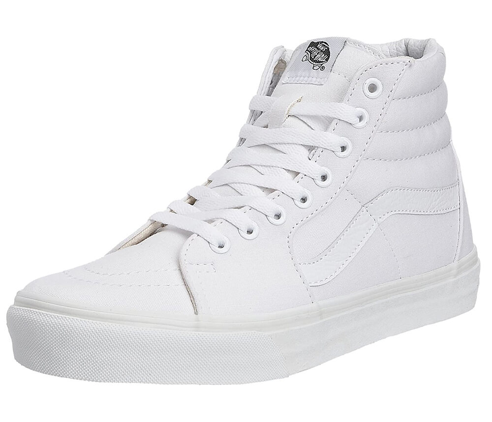 VANS Sk8-Hi Unisex Casual High-Top Skate Shoes,