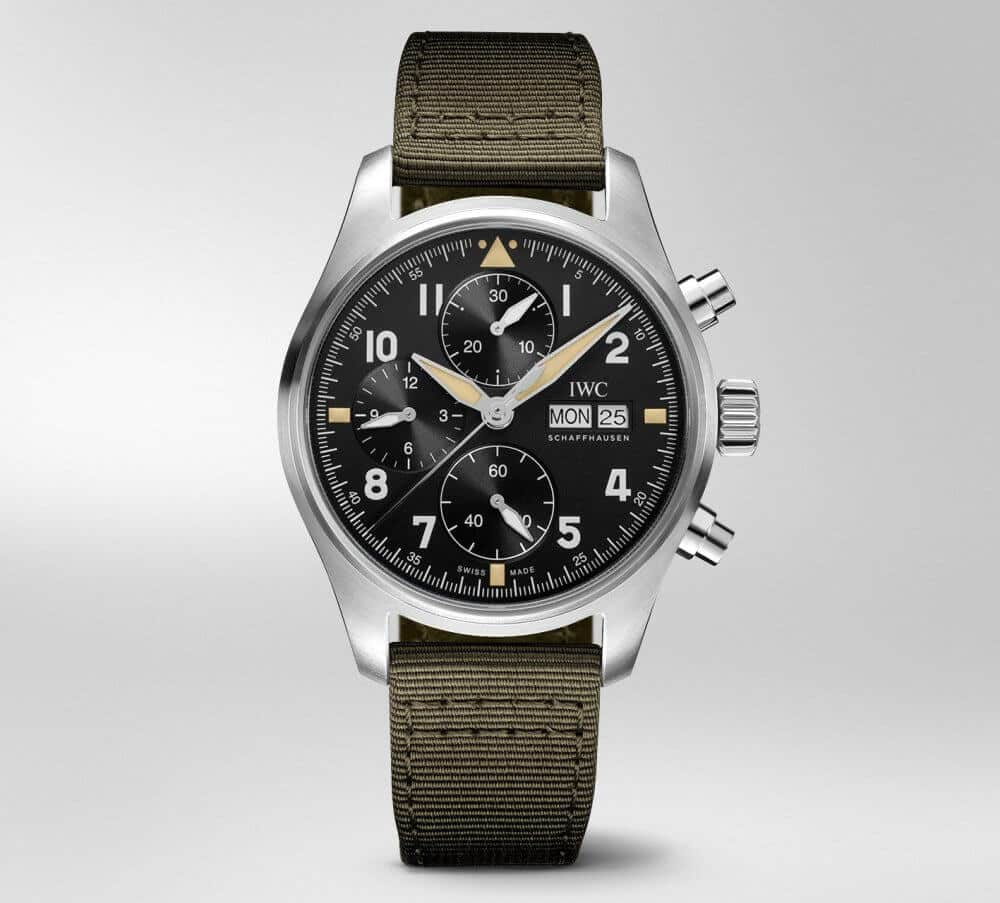 IWC - Pilot's Watch Chronograph Spitfire