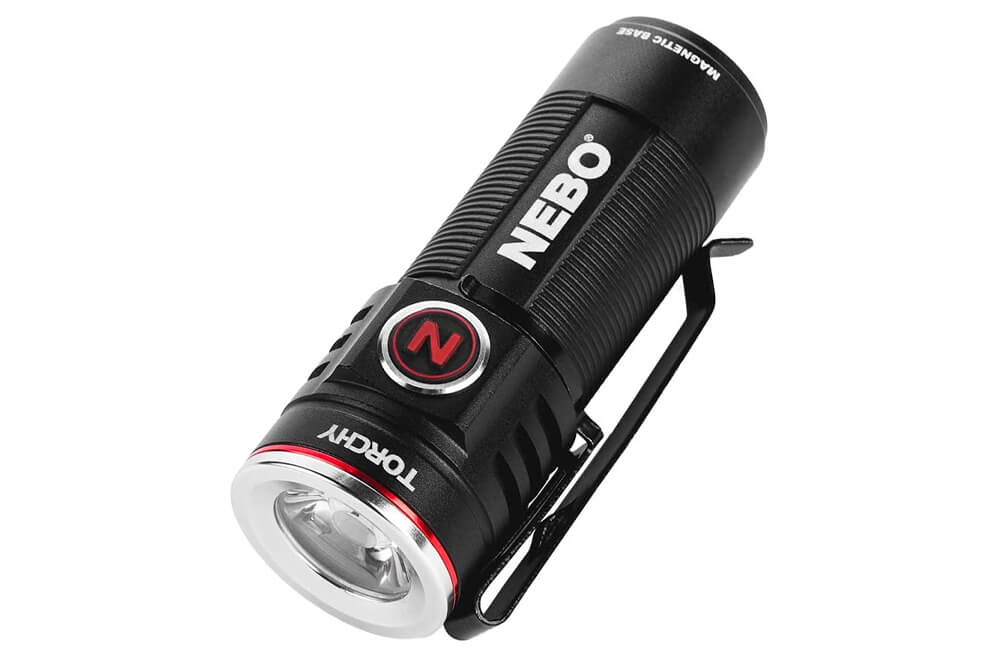NEBO 1000-Lumen Pocket Sized EDC Flashlight