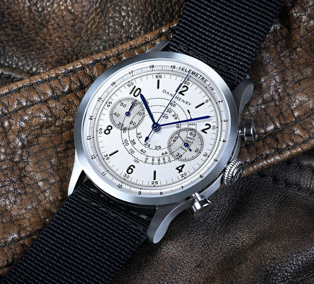Dan Henry 1939 Military Chronograph