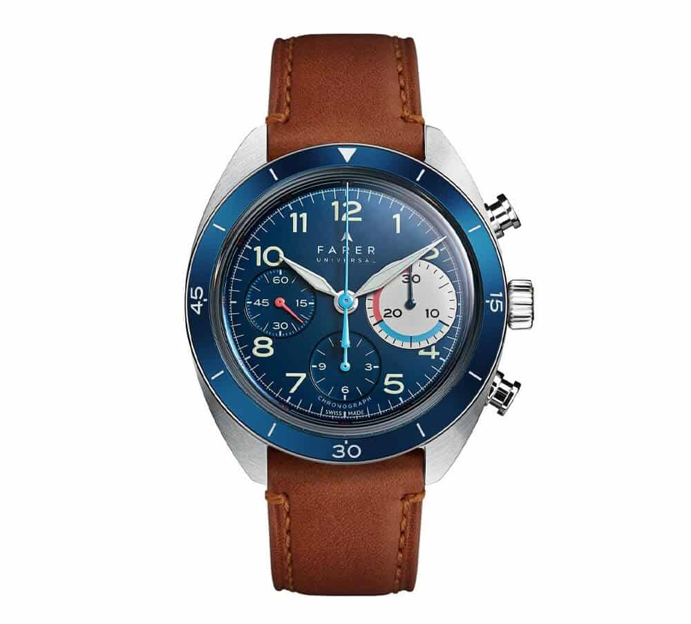Cresta Farer Chronograph Sport Watch