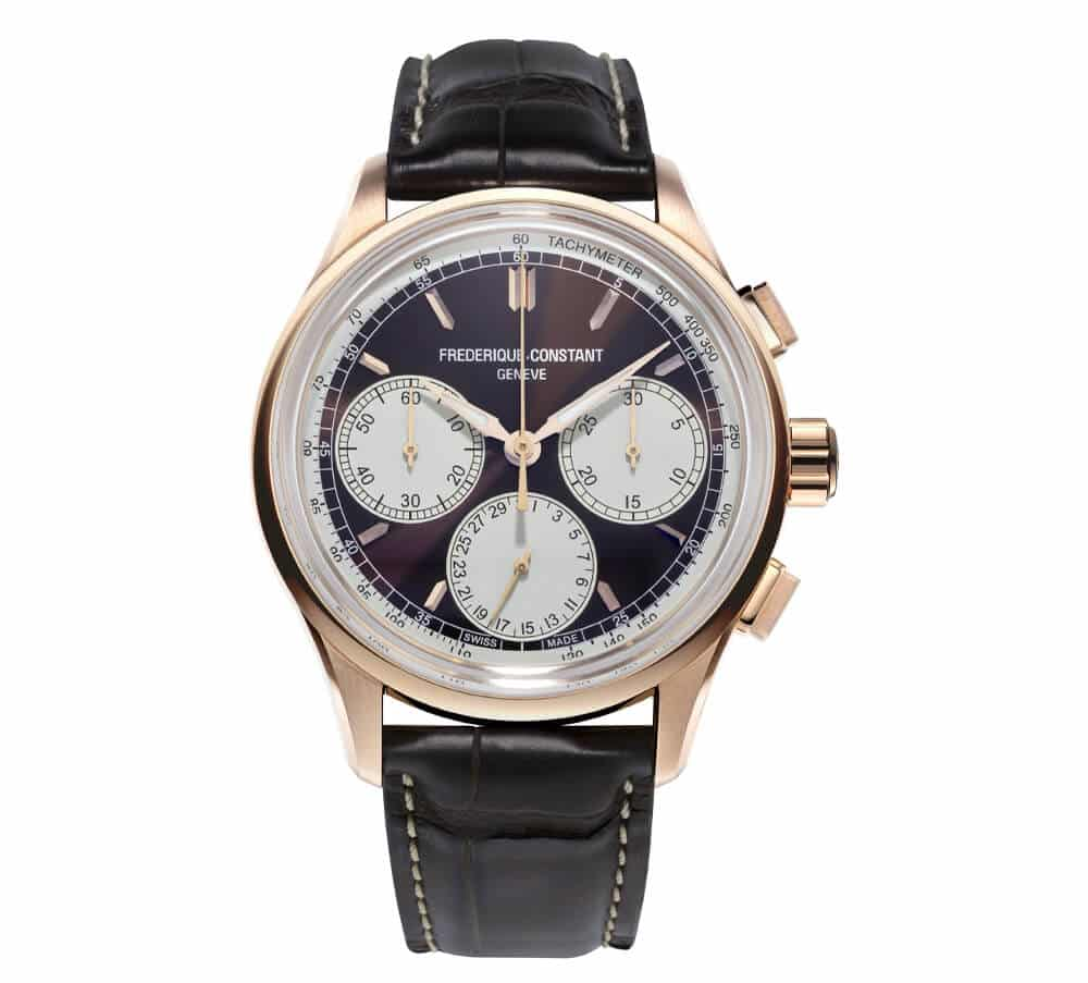 Frederique Constant - Flyback Chronograph