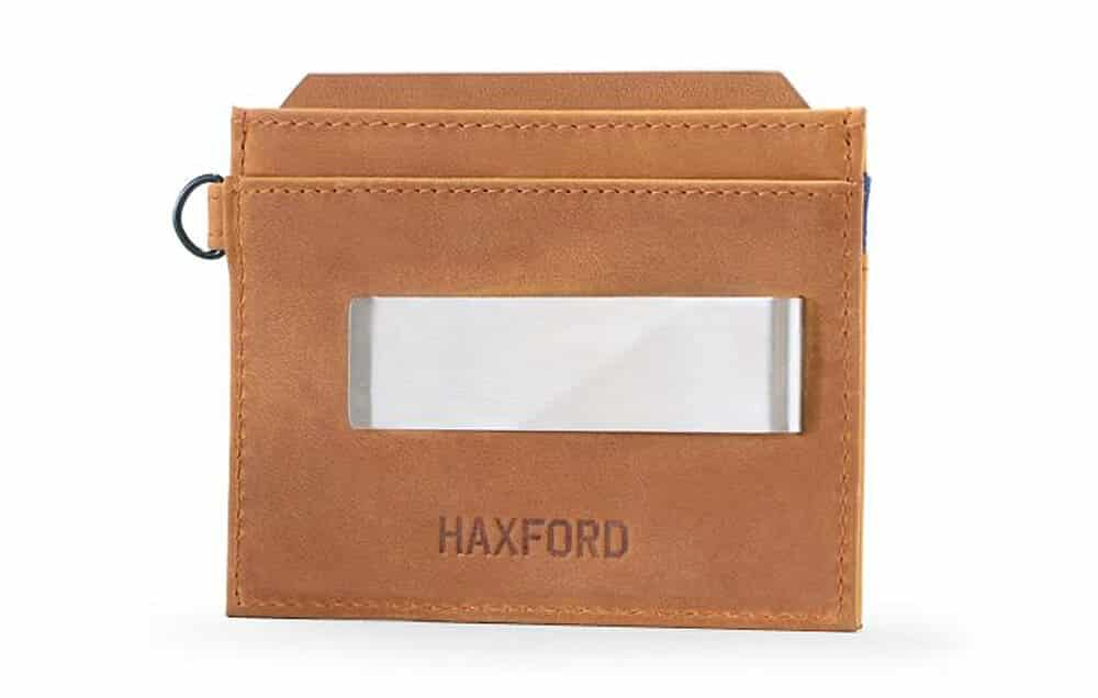 Haxford - Money Clip Slim Wallet