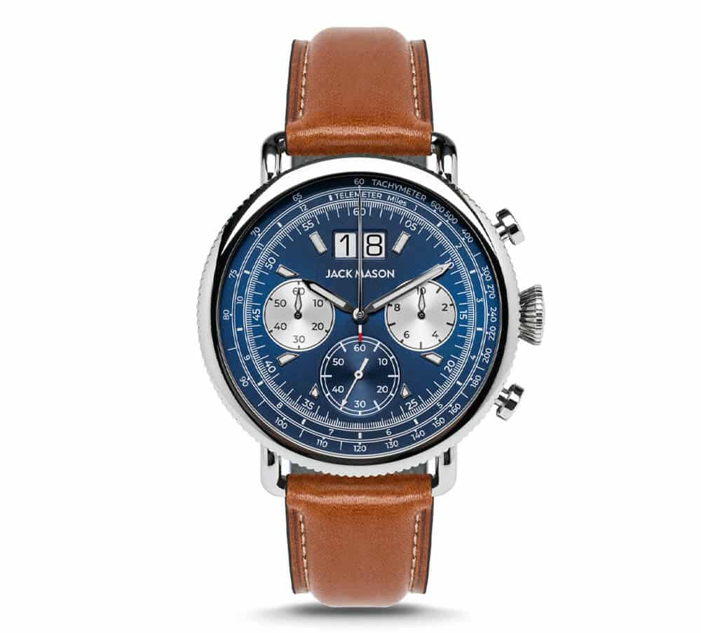 Jack Mason Avigator Chronograph Watch