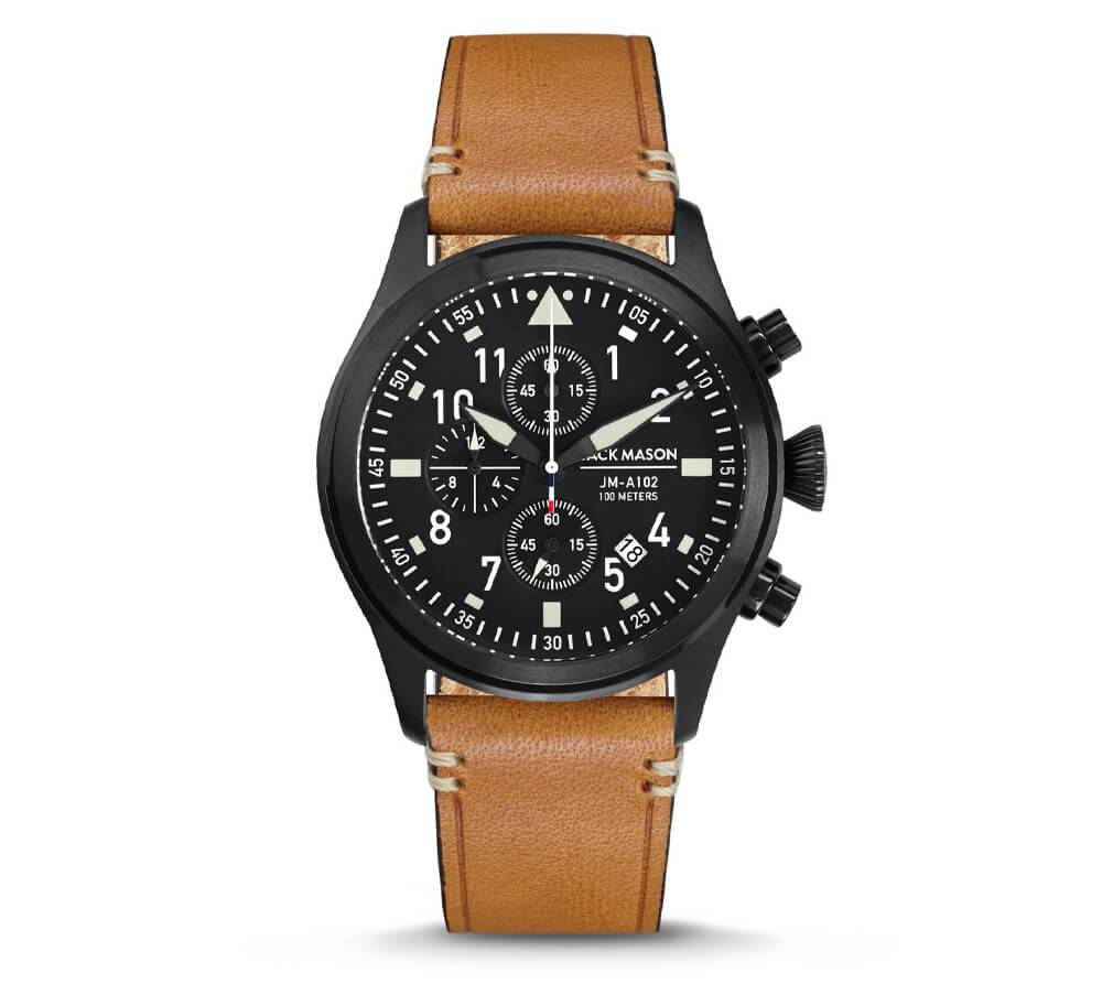 Jack Mason Pursuit Chronograph