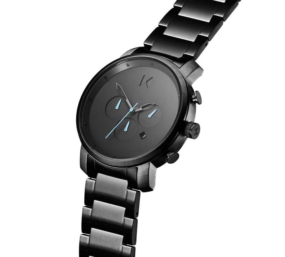 MVMT - Chrono Gunmetal Chronograph for Men