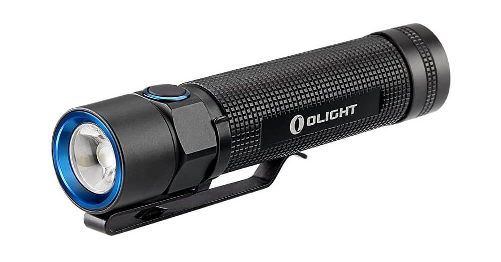 OLIGHT EDC Best LED Flashlight S2