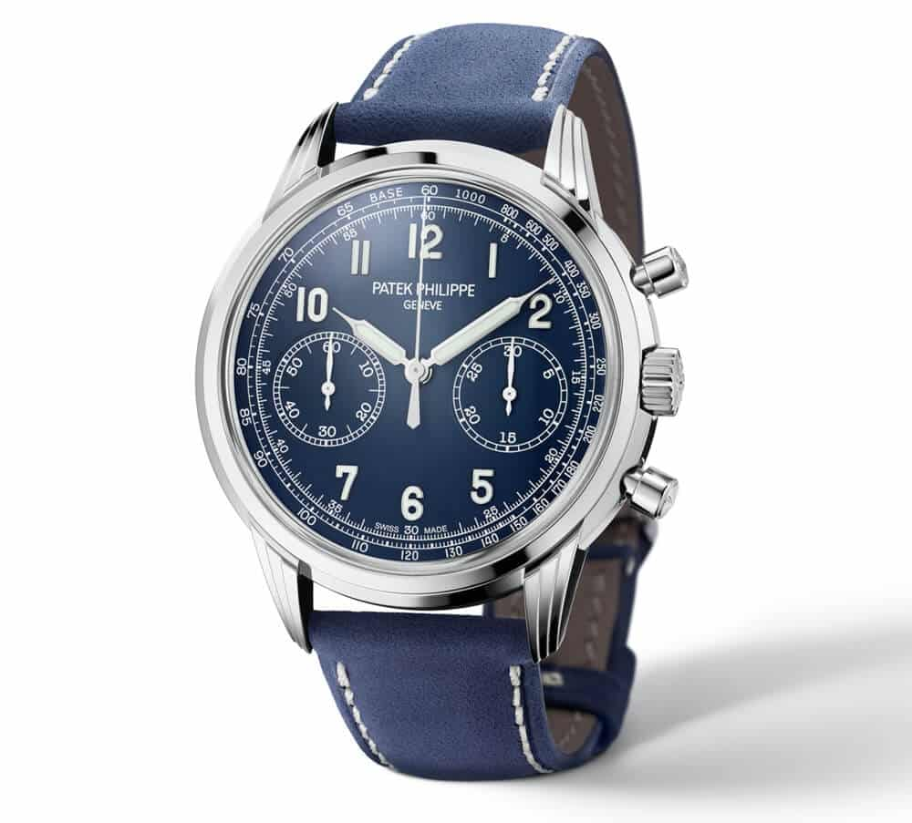 Patek Philippe 5172G Complications Chronograph