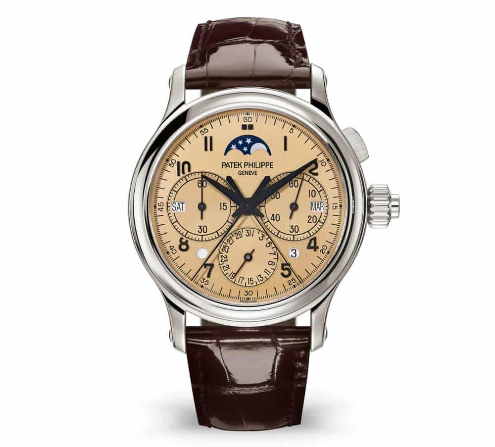 Patek Philippe 5372P SPLIT-SECONDS MONOPUSHER CHRONOGRAPH, PERPETUAL CALENDAR