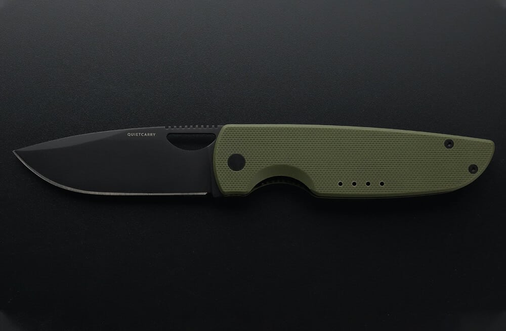 Quiet Carry The Chase (ODB) CPM 20-CV