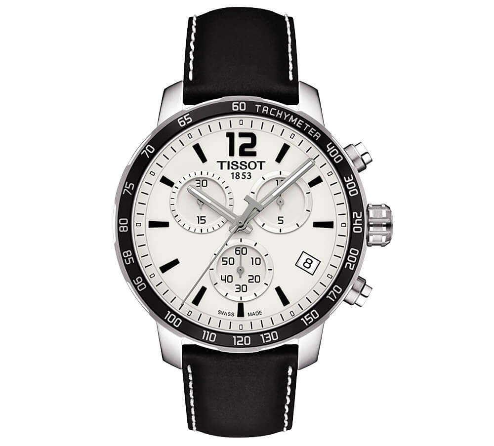 Tissot Men's Quickster Chronograph