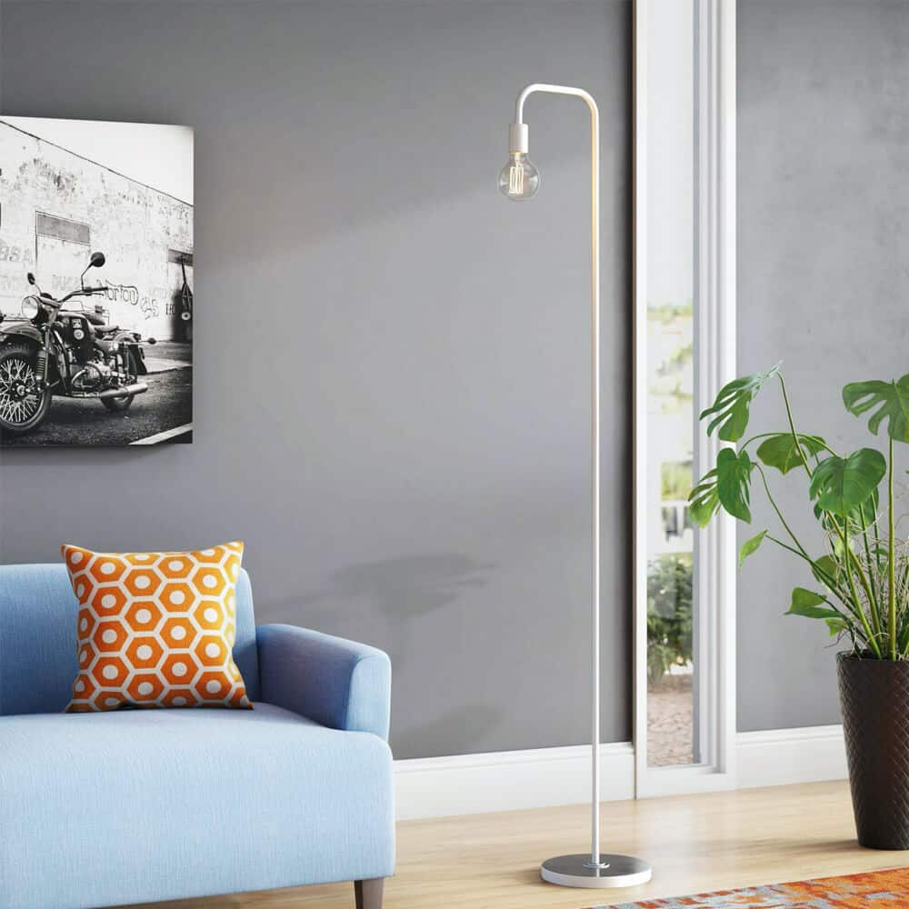 Anarosa Arched Floor Lamp