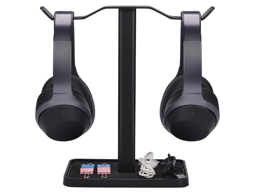 Avantree Metal Dual Headphones Stand