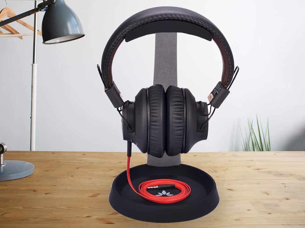 Avantree Universal Aluminum Desk Headphone Stand