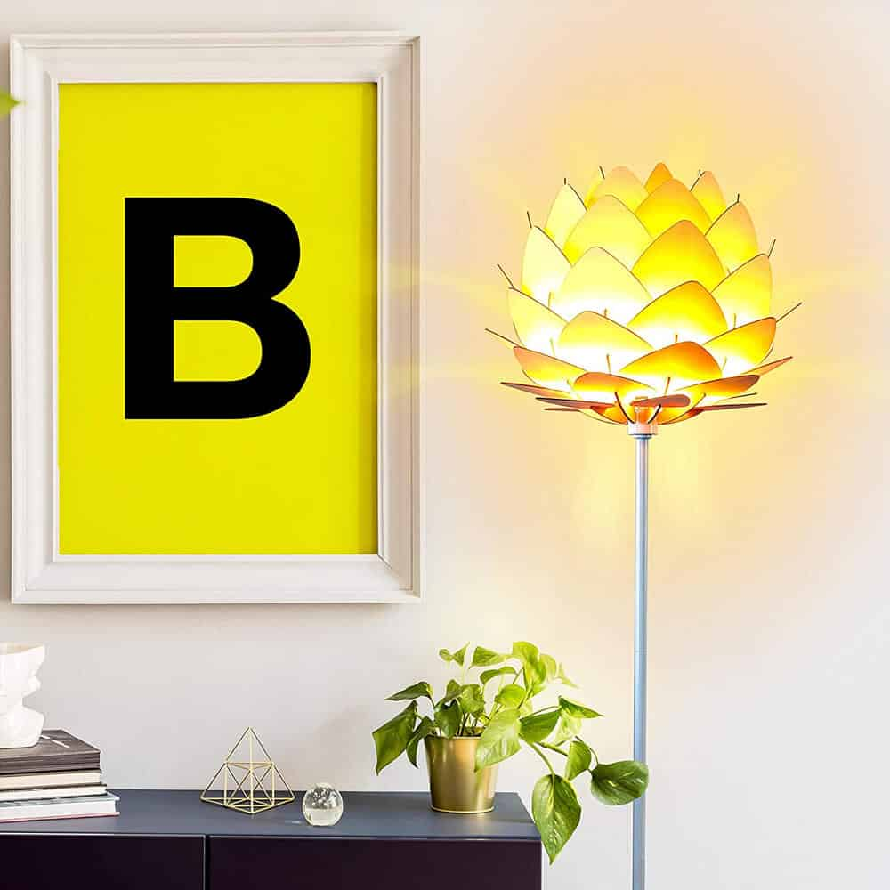 Brightech Artichoke LED Floor Lamp