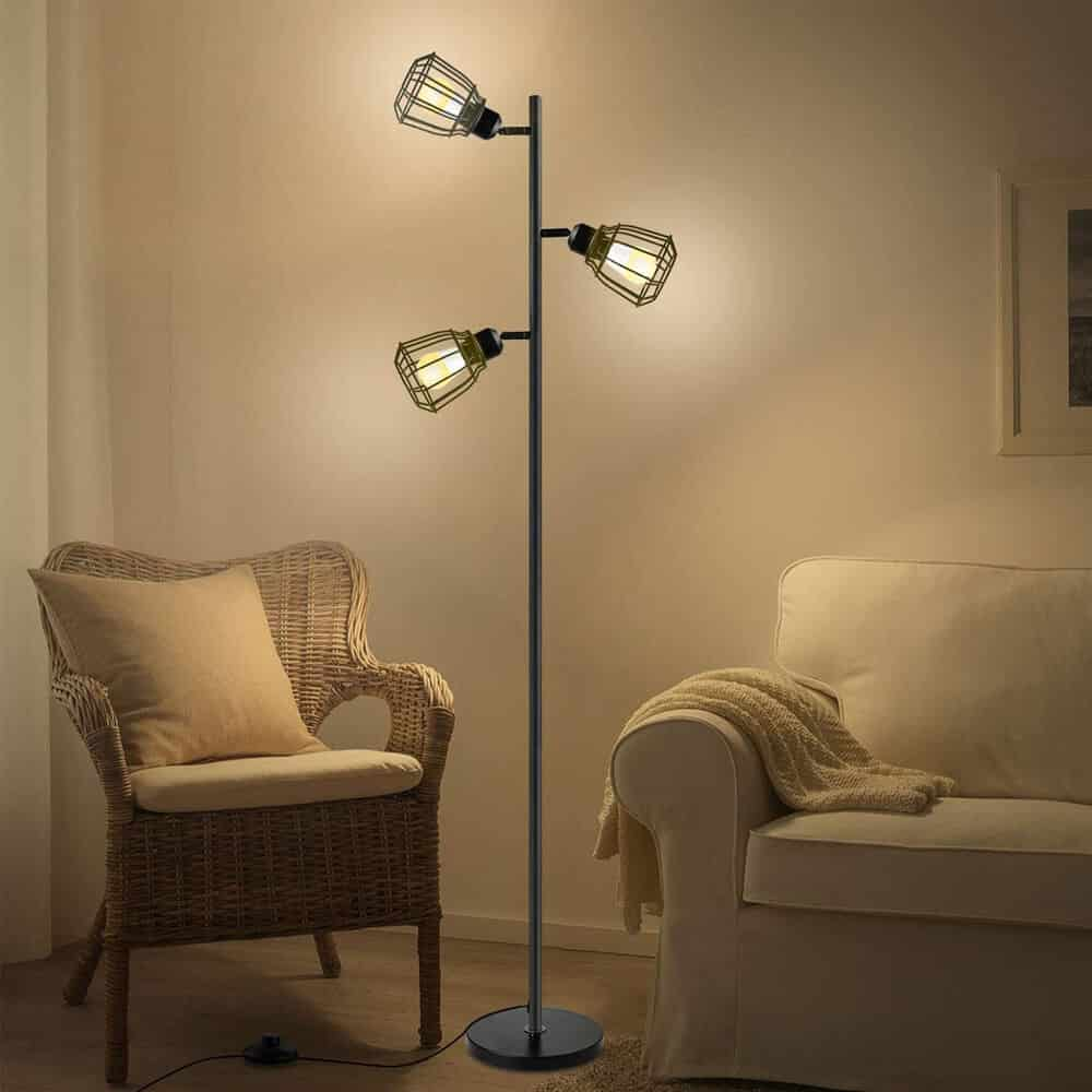 Joly Joy Arc Tree Floor Lamp