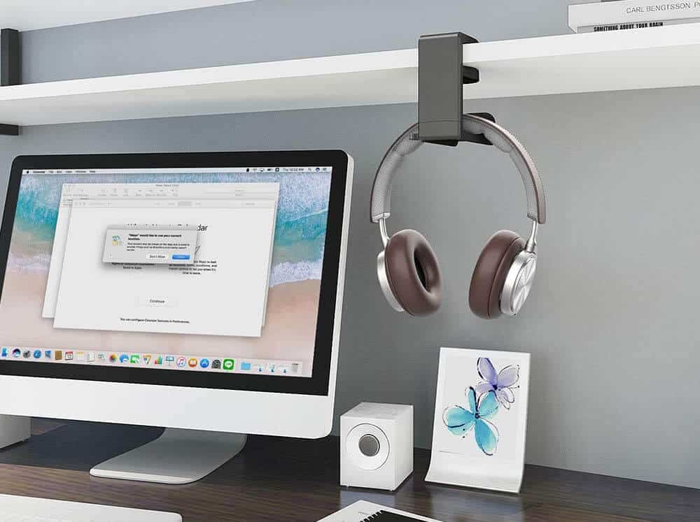 Klearlook Headset Headphone Hanger