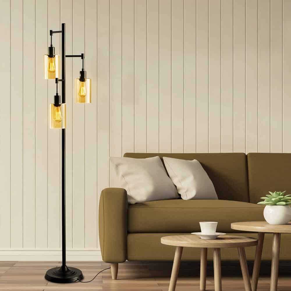Leonlite Industrial Floor Lamp