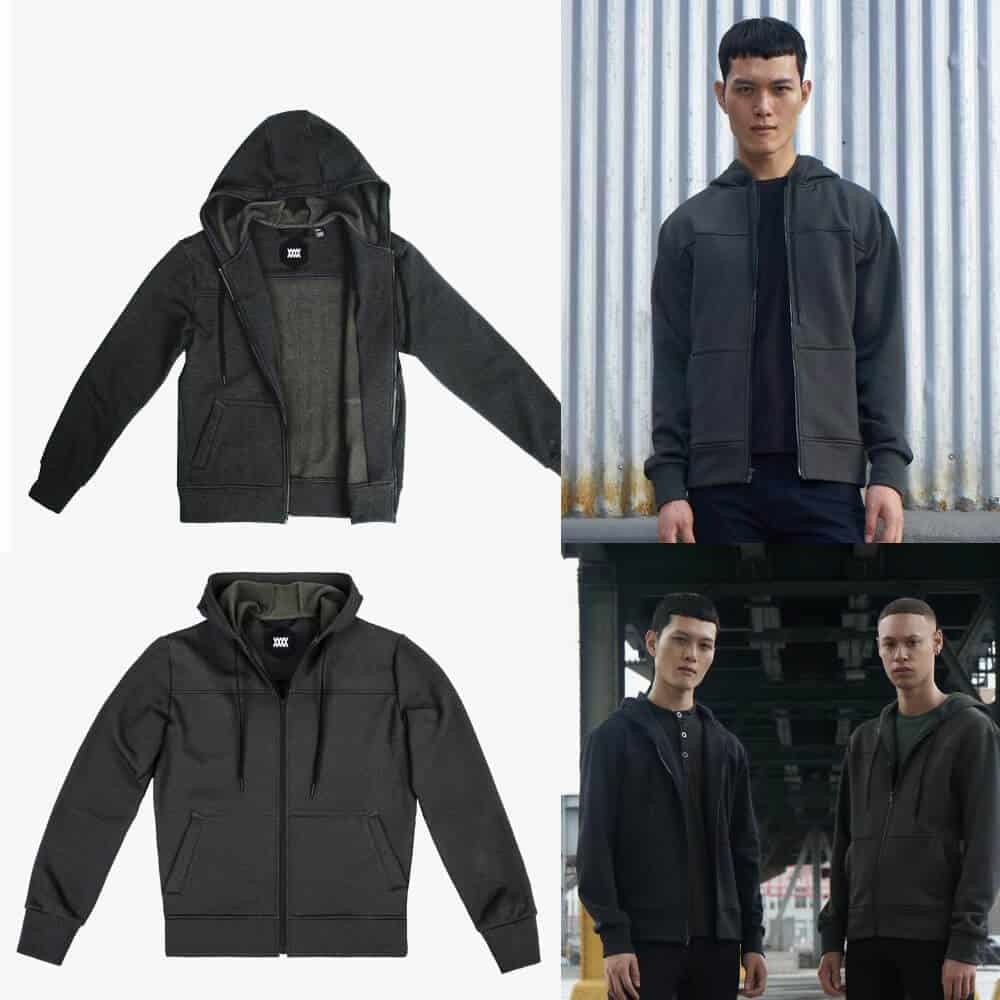 Mission Workshop - The Grandmaster II High-Performance Hoodie