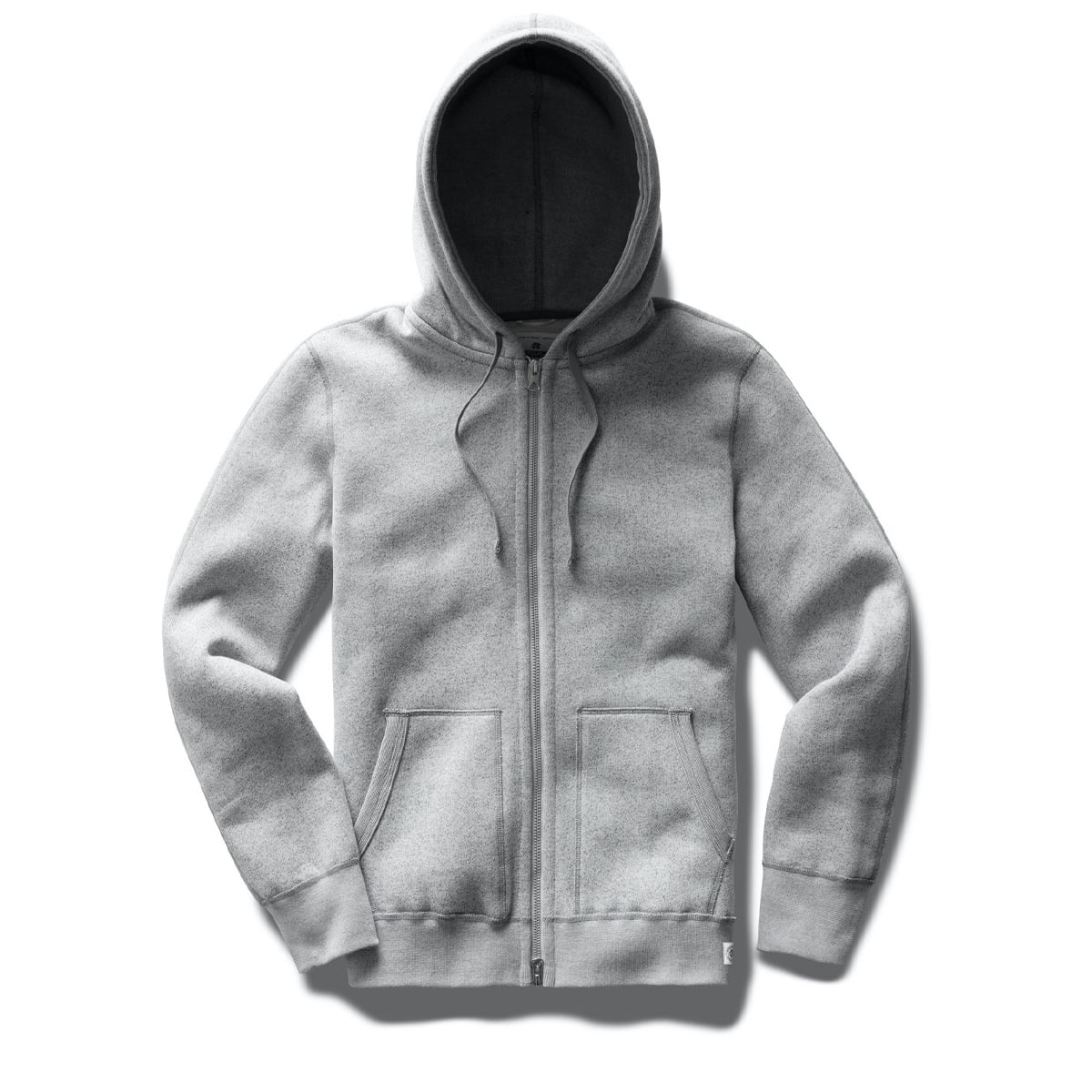 Reigning Champ - Tiger Fleece Full-Zip Hoodie