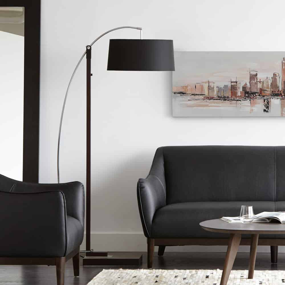 Structube Curva Floor Lamp