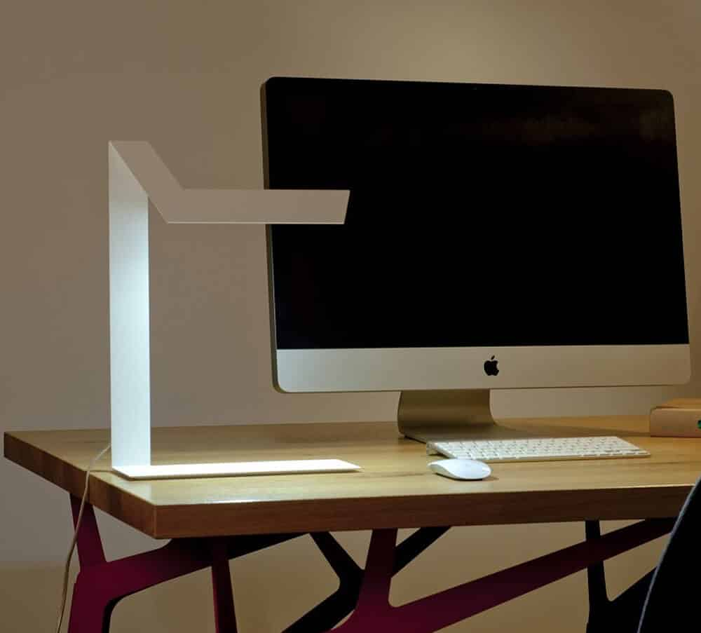 Zaneen Design - Plie 16 inch Desk Lamp