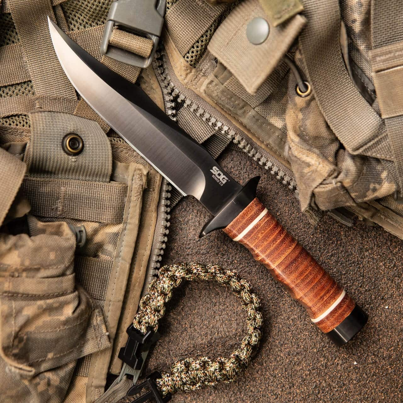 16 Of The Best Tactical Knives