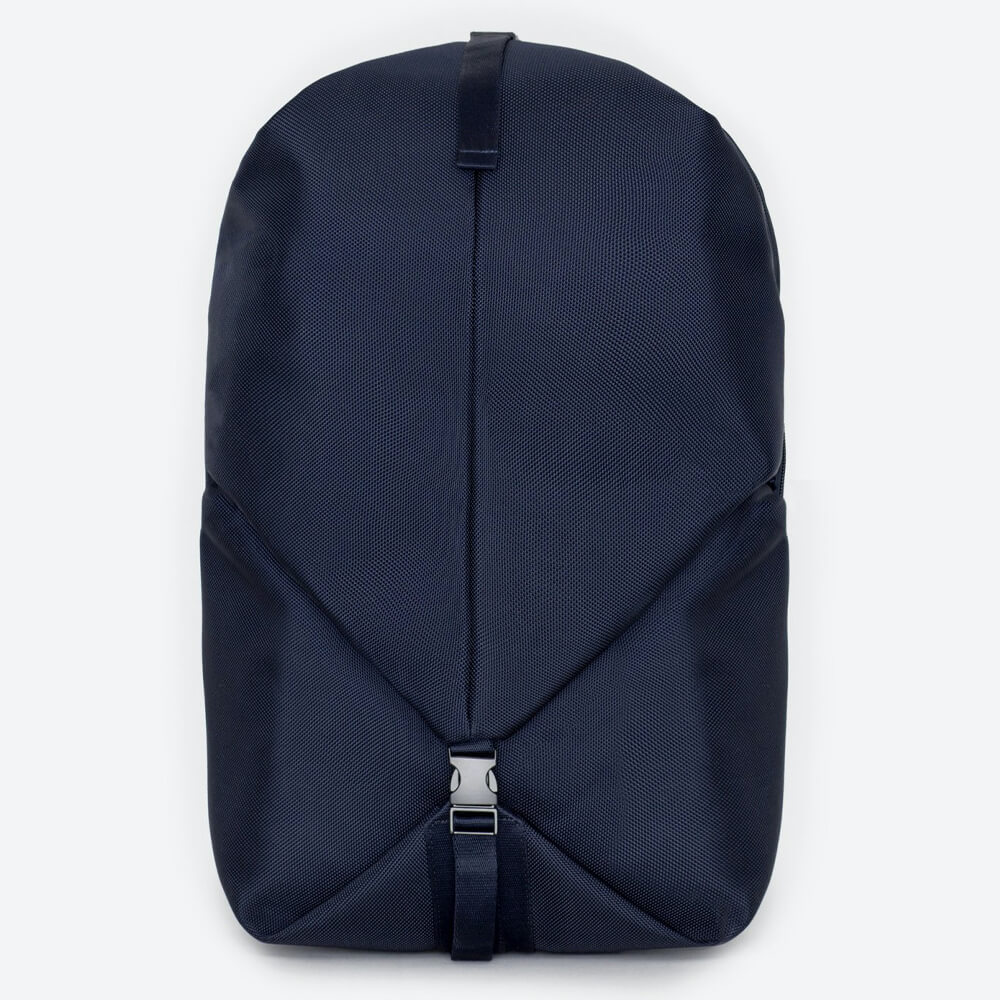 Cote & Ciel Oril S Ballistic Blue Backpack