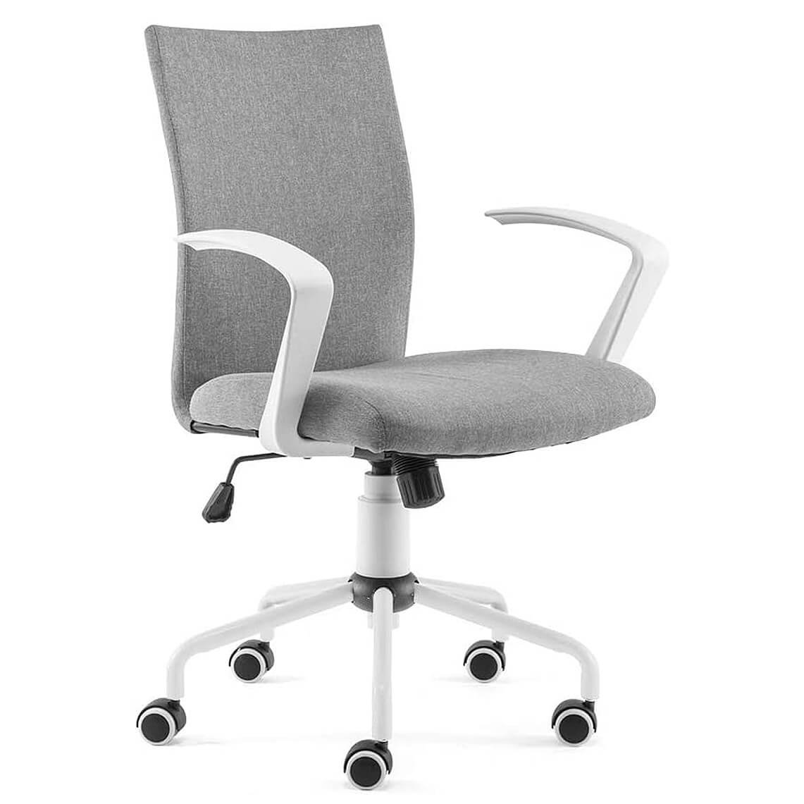 DJ·Wang Modern Home Office Task Chair