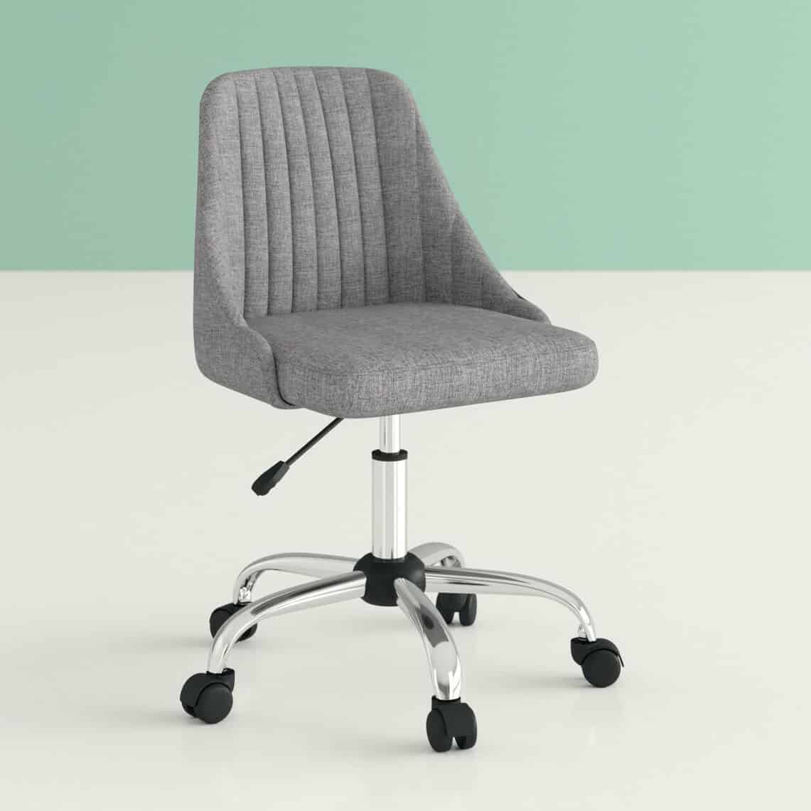 Hashtag Home Adina Polyester Task Chair