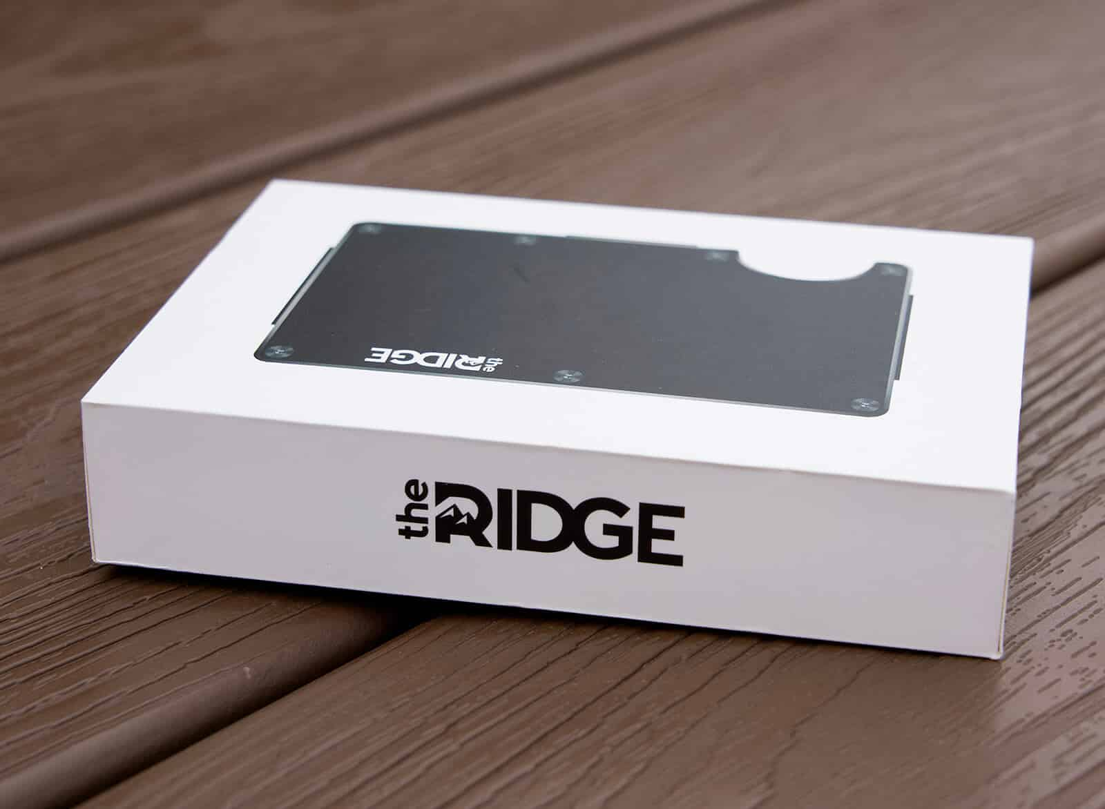 The Ridge Wallet Review