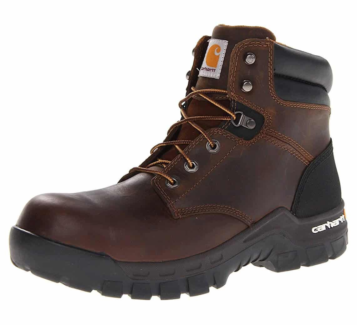 Carhartt Men's CMF6366 6 Inch Composite Toe Boots