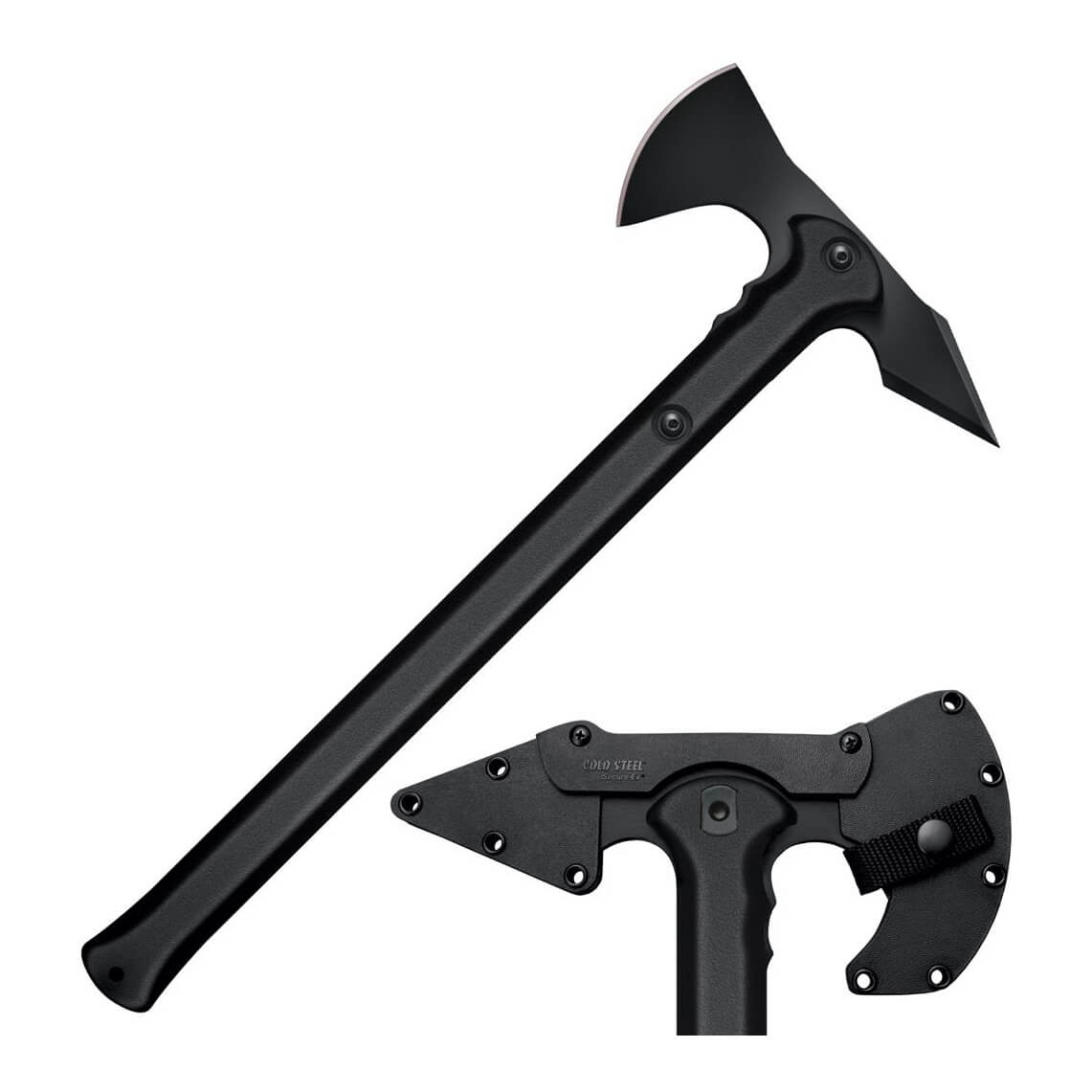 Cold Steel Trench Hawk Axe Tomahawk