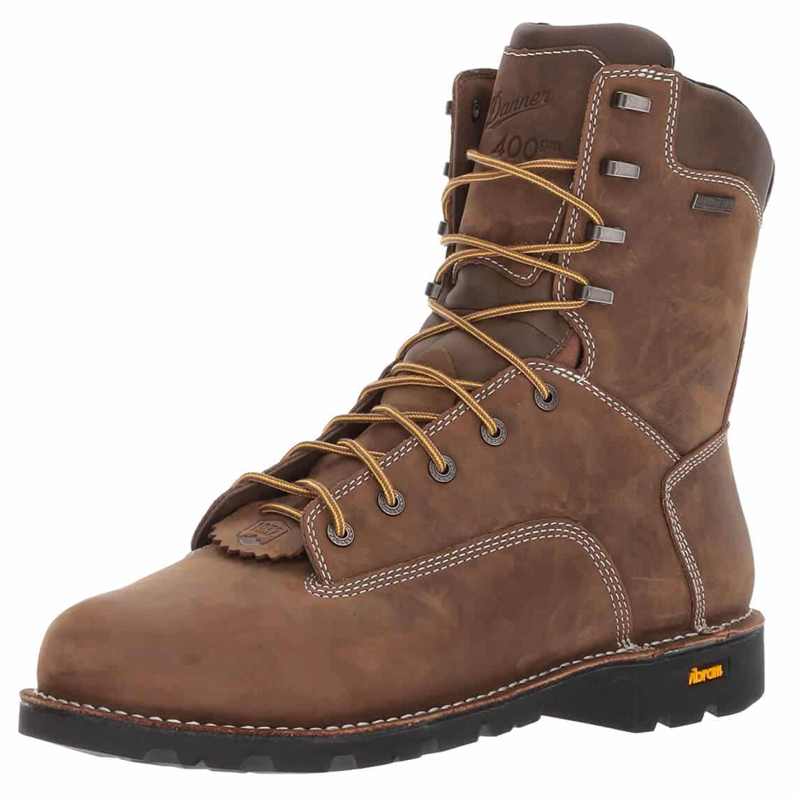 Danner Men's Gritstone Insulated 400G Work Boots
